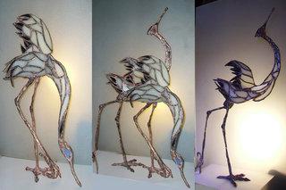 Cranes by Lolita Sadauskaite