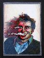 """Luc Grossen Portrait (Fibra Sensible) by Thierry  """"Deth"""" Delsart"""