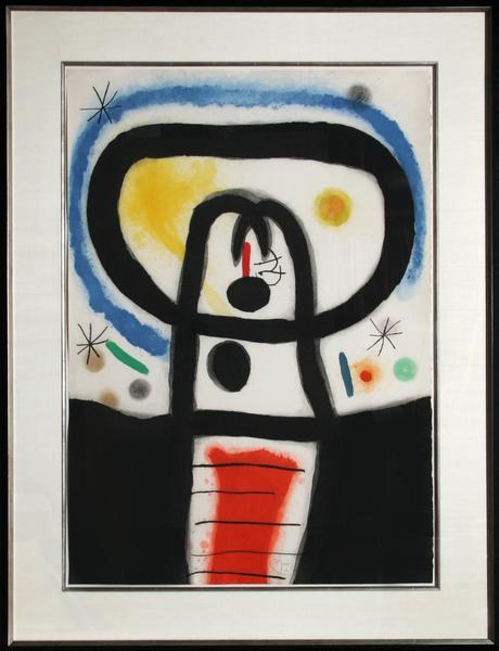 Equinoxe by Joan Miró