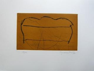 Ocre by Joan Hernández Pijuan