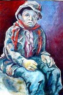 BOY by Raquel Sara Sarangello
