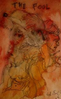 The fool by josep grifoll casas