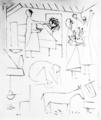 Naissance du petit centaure by Pablo Picasso