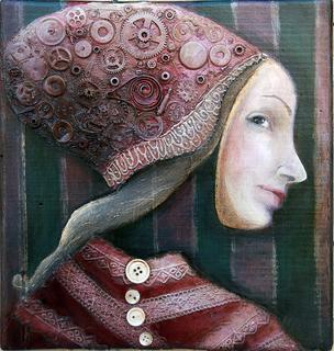 female mechanism by Mariela Dimitrova MARA