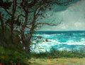 Quiet beach by Francisco Sutil