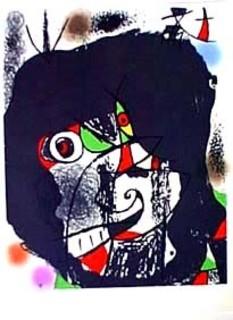 Revolution I by Joan Miró