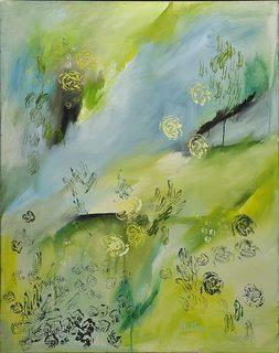 The garden of roses 11 by Rosario de Mattos