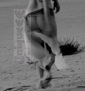 NuDe DuNe 134 by Irit Shemly-Taiber