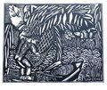 La Peche 2 by Raoul Dufy