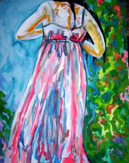 GIRL by Raquel Sara Sarangello