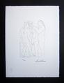 Suite Vollard plancha LVII by Pablo Picasso