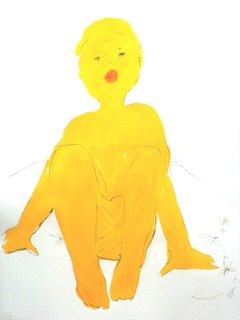 Be a Baby by Joanna Ewa Glazer