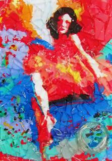 Dancer by Raquel Sarangello