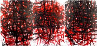 Triptych. OF-A389 by Oleg Frolov