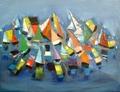 Riviera II by Leyla Murr