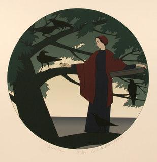 Ariadne by Will Barnet
