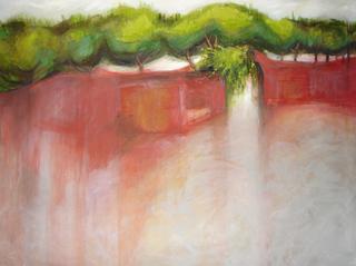Behind the walls by Alex Mackenzie