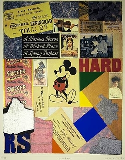 Mickey by Peter Blake