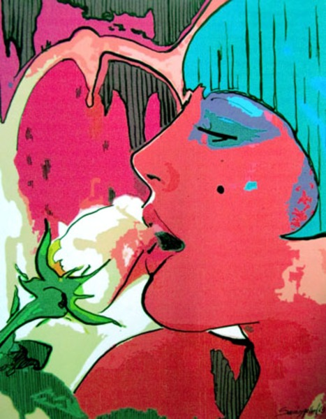 LOVE by Raquel Sara Sarangello