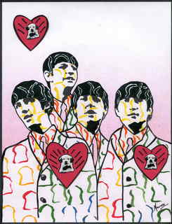 The Beatles moments series 17 - Puppy Love by Marco Mark