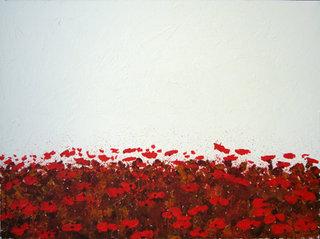 Campo Rojo by Eva Gonzalo