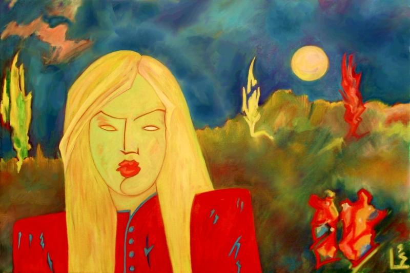 Nightshade by lee allane