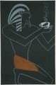 WAGONS LITS by Eduardo Arroyo