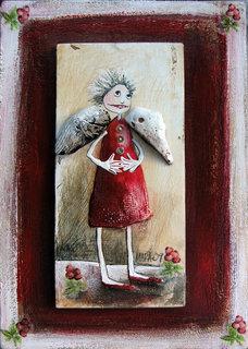 wine hips by Mariela Dimitrova MARA