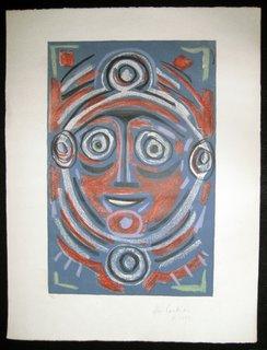 Mask by Jean Cocteau