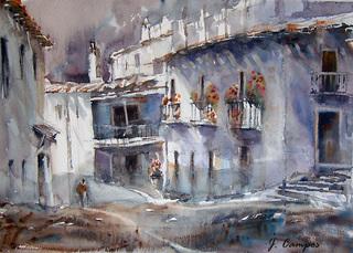 Capileira 3 ALpujaras by Juan Félix Campos