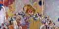 Of Chinese lions, peonies, skulls and fountains by Takashi Murakami