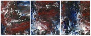 Triptych OF-15 by Oleg Frolov