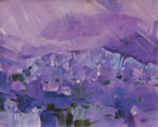 Purple Rain by U Lun Gywe