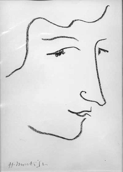 Colette Original Art By Henri Matisse Picassomio