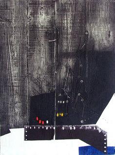 Instrument etrange I by Antoni Clavé