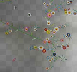 Cosmos by Takashi Murakami