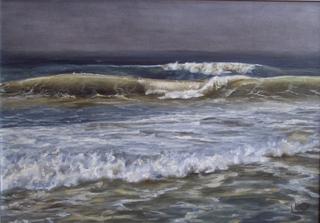 Sea later 2 by Rosario de Mattos