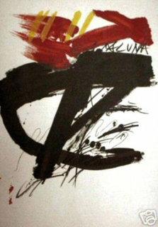 catalunya by Antoni Tàpies