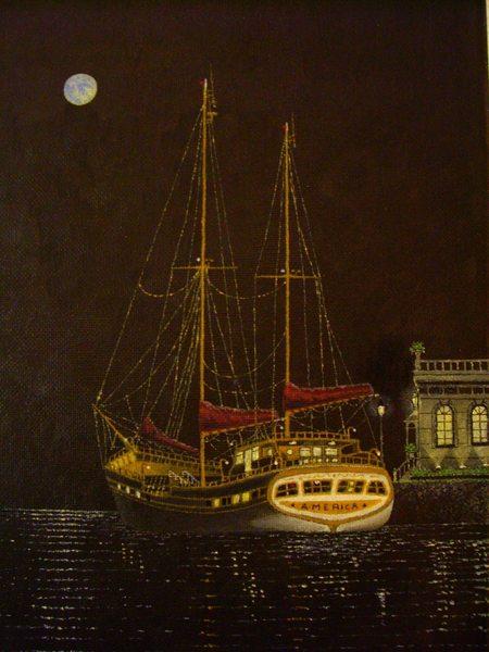 America (night) by PACHI