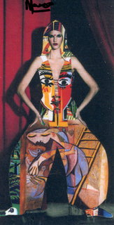 Picasso L`arlecchino by Marco Mark