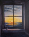 Window to the Sea by Rosario de Mattos