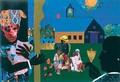 School Bell Time by Romare Bearden