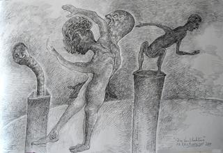 Despair by Ricardo Hirschfeldt