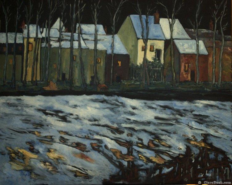 Winter by Clara Duch