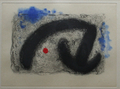 Nous Avons - No.3 by Joan Miró