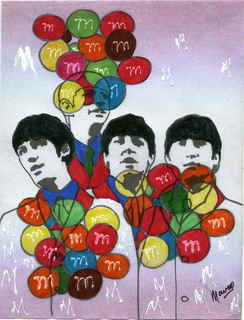 The Beatles moments series 9 - M & M by Marco Mark