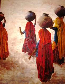 mujeres Somalia by Jaime Pérez Magariños