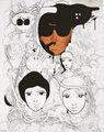 My Friends by Thaweesak Srithongdee