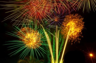 fireworks 2 by Jose Luis Mendez Fernandez