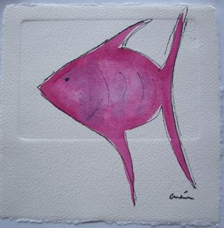 Pink by Mónica Cuén
